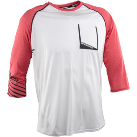 Race Face Stage 3/4 Sleeve Jersey Men rouge
